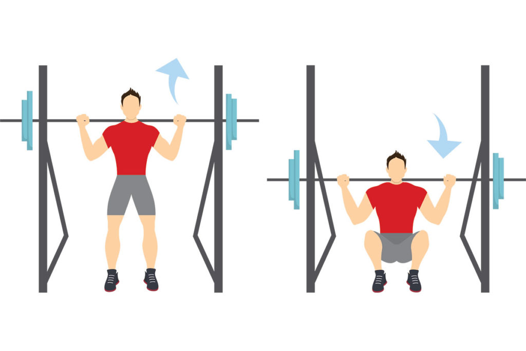 ejercicios para piernas volumen