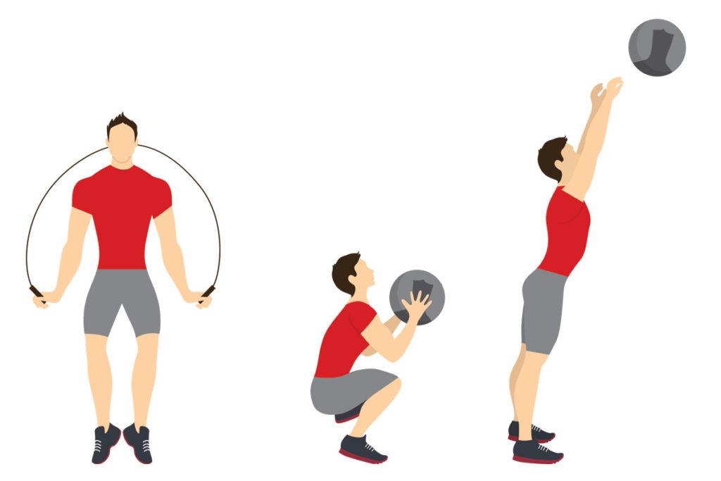 ejercicios funcionales para bajar de peso