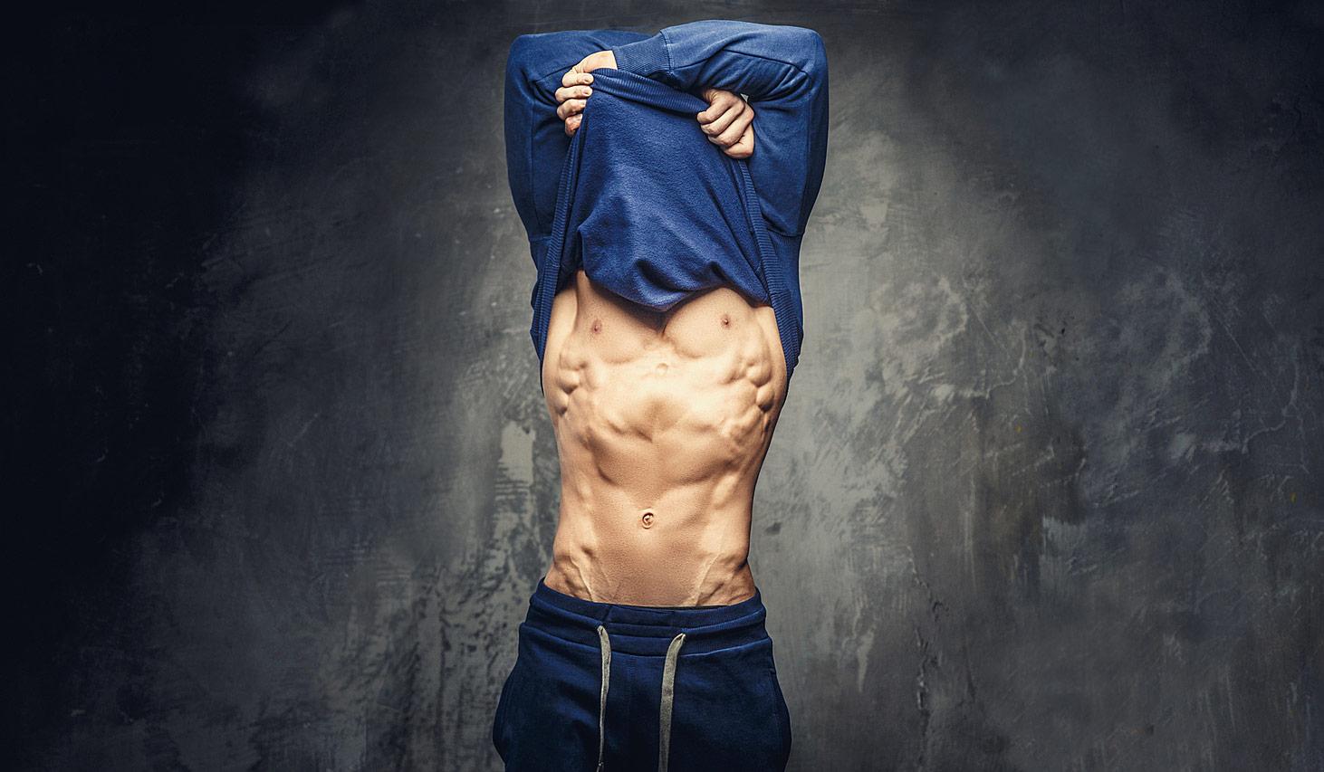 ¿Cómo secar el cuerpo? – Dieta y ejercicios para bajar grasa abdominal sin perder masa muscular