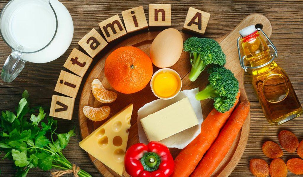 vitamina A qué es