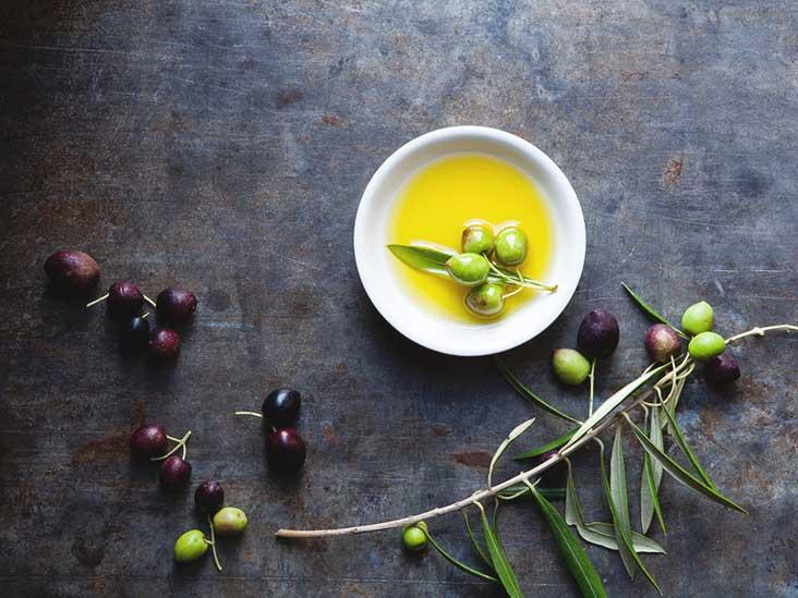 aceite de oliva tipos usos propiedades nutricionales