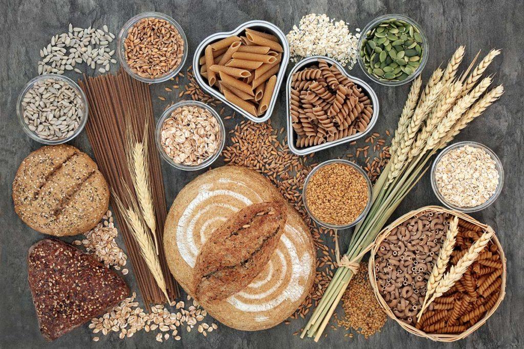 alimentos con carbohidratos cuales son