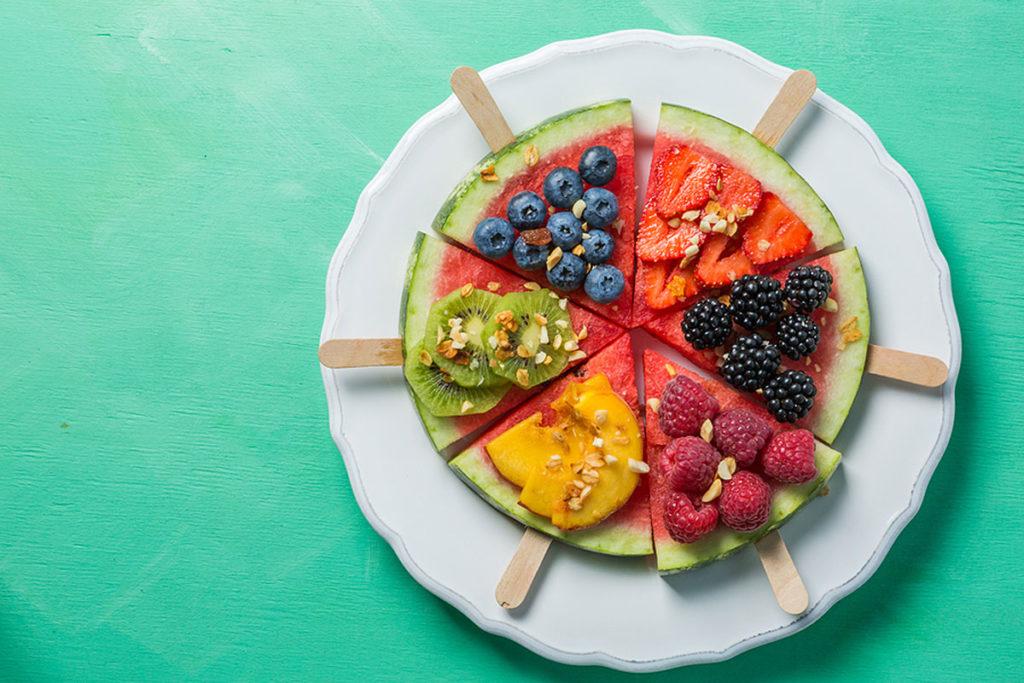 alimentos con glucosa ejemplos