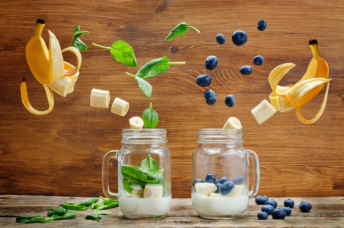 Batidos proteicos caseros – 3 Ejemplos de licuados altos en proteínas