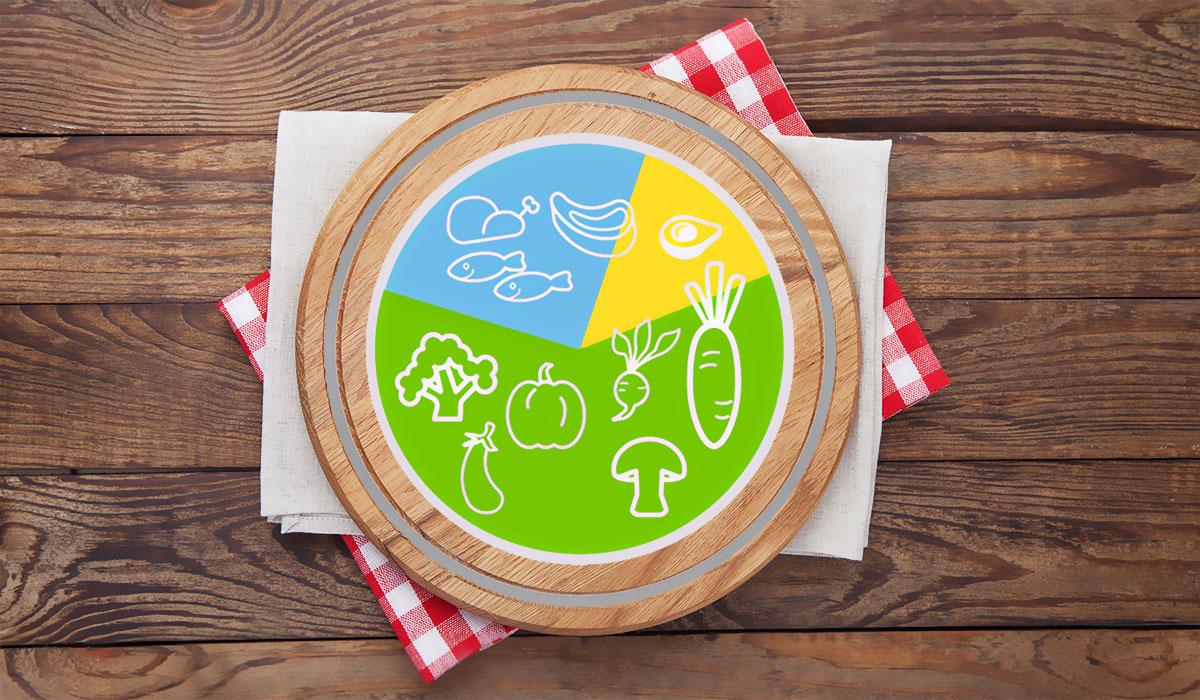 Carbohidratos, proteínas y grasas – El porcentaje ideal en nutrición