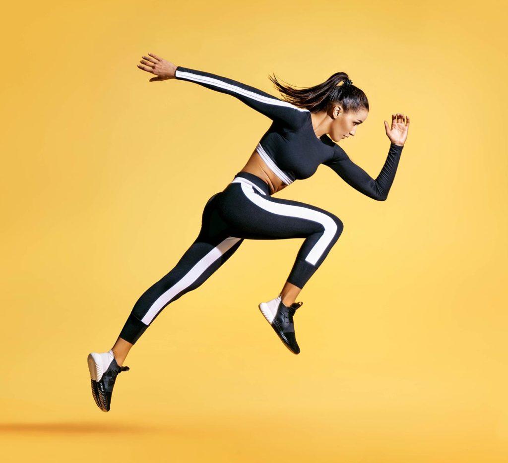 ejercicios aerobicos antes o despues