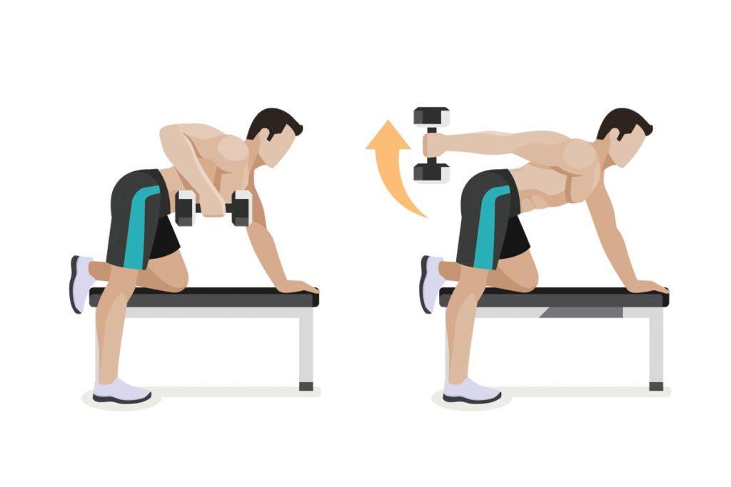 extensiones triceps volumen