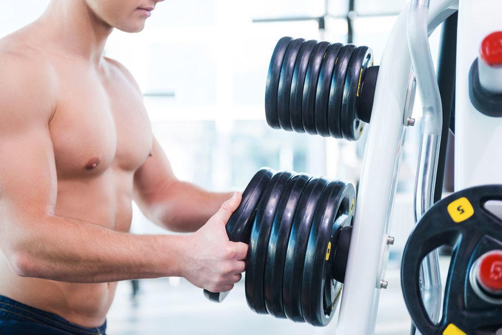 principiantes gym guía