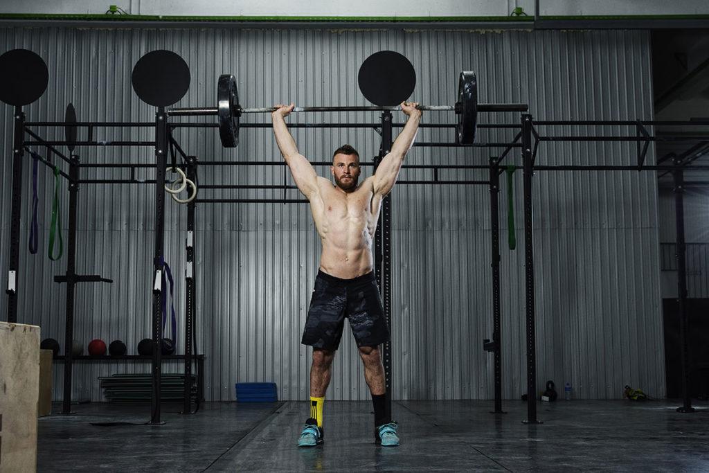ejercicios rutina de espalda