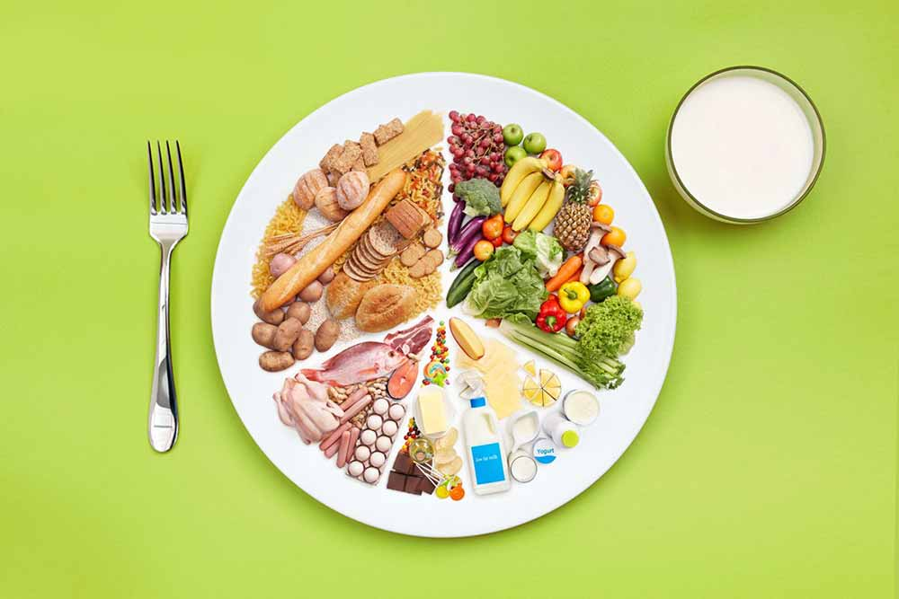 porcentaje carbohidratos proteinas y grasas