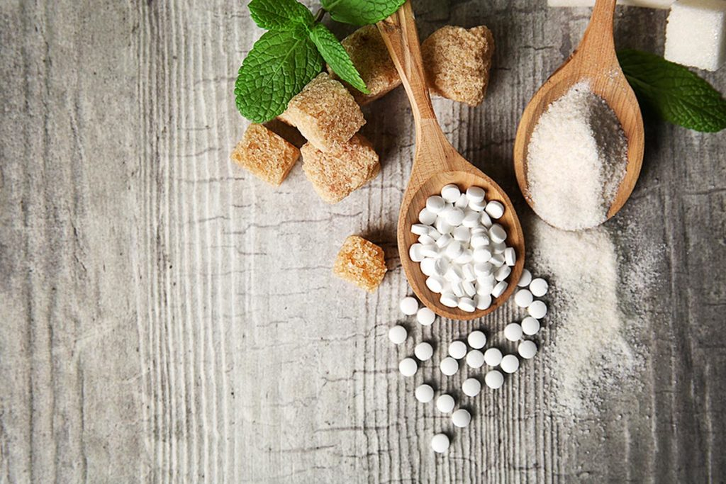 stevia efectos secundarios contraindicaciones