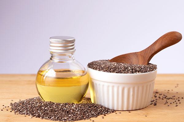contraindicaciones y efectos secundarios aceite de semillas de chía