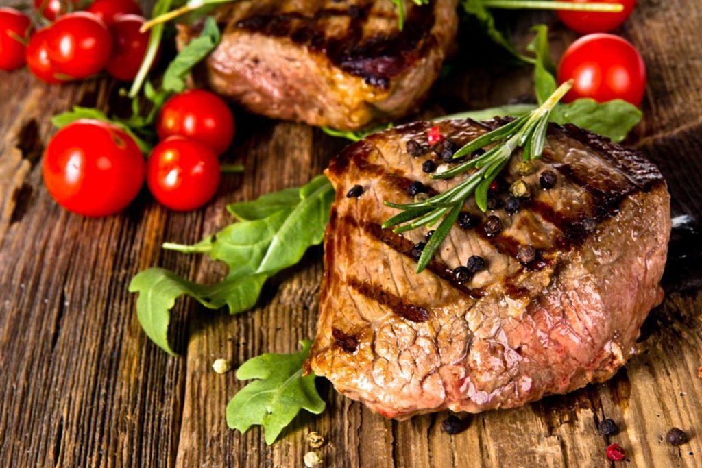 alimentos cetogenicos carnes
