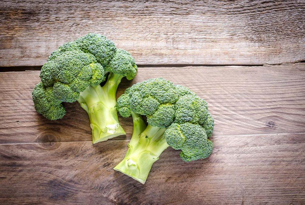vegetales low carb