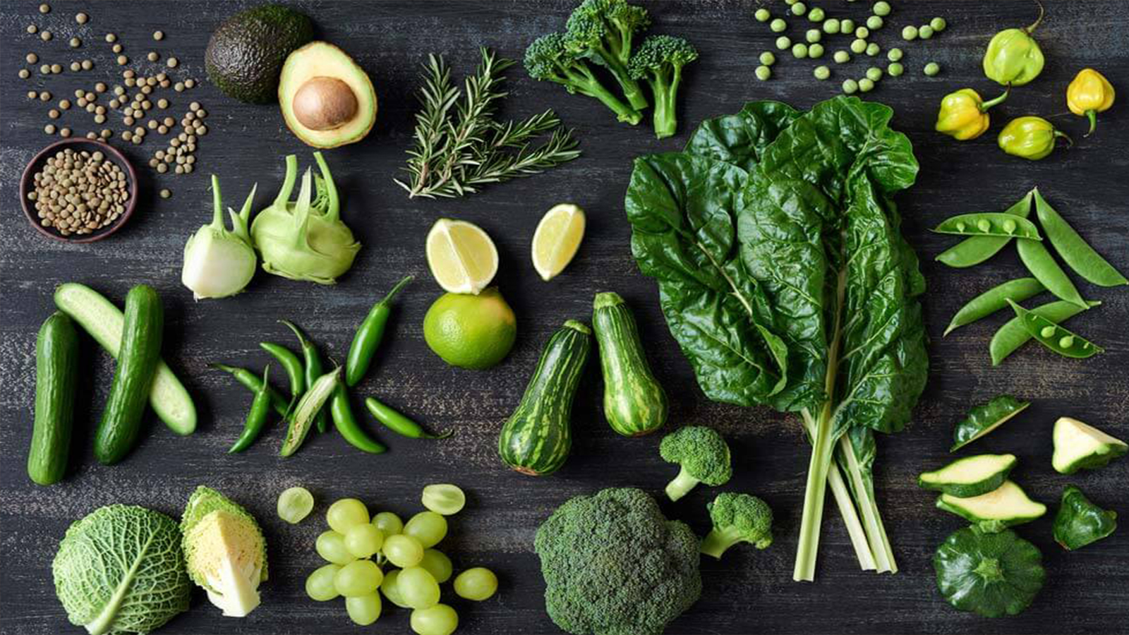 Alimentos verdes –   ¿Cuáles son sus beneficios? Lista completa de ejemplos