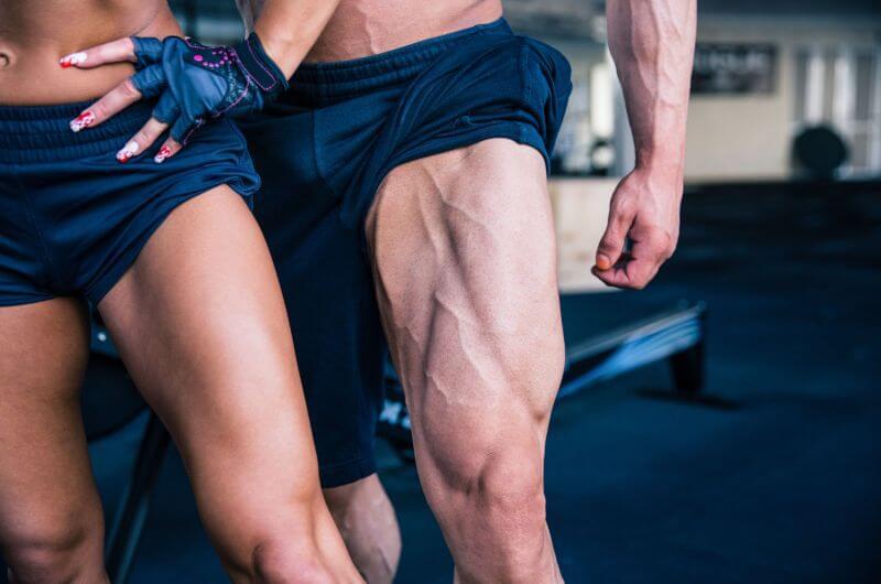 como fortalecer las piernas