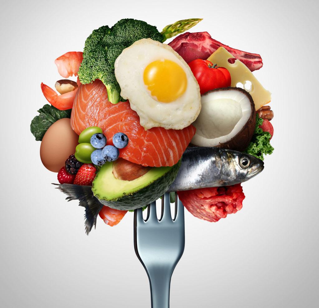 grasas saludables en la keto dieta