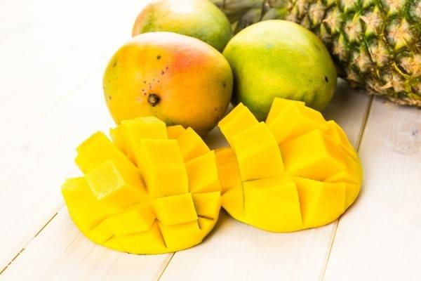 frutas exóticas alimentos prohibidos keto