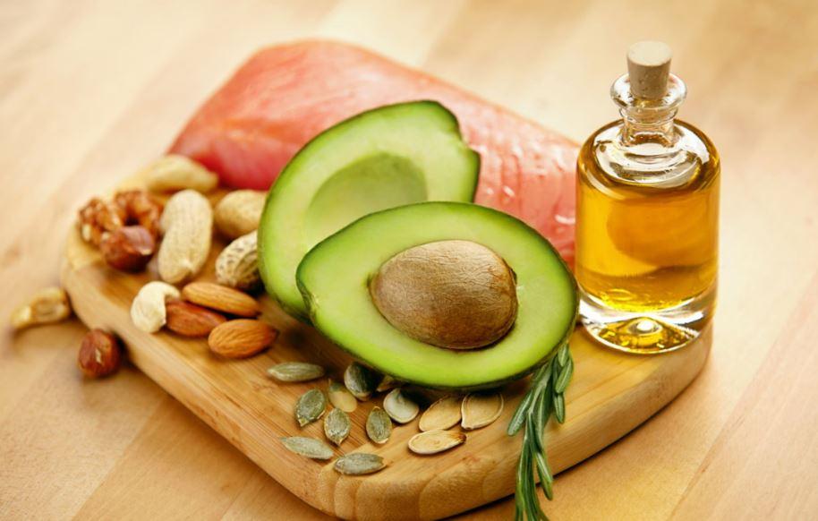 grasas saludables keto dieta