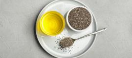 Aceite de chía – Propiedades  usos, beneficios y contraindicaciones