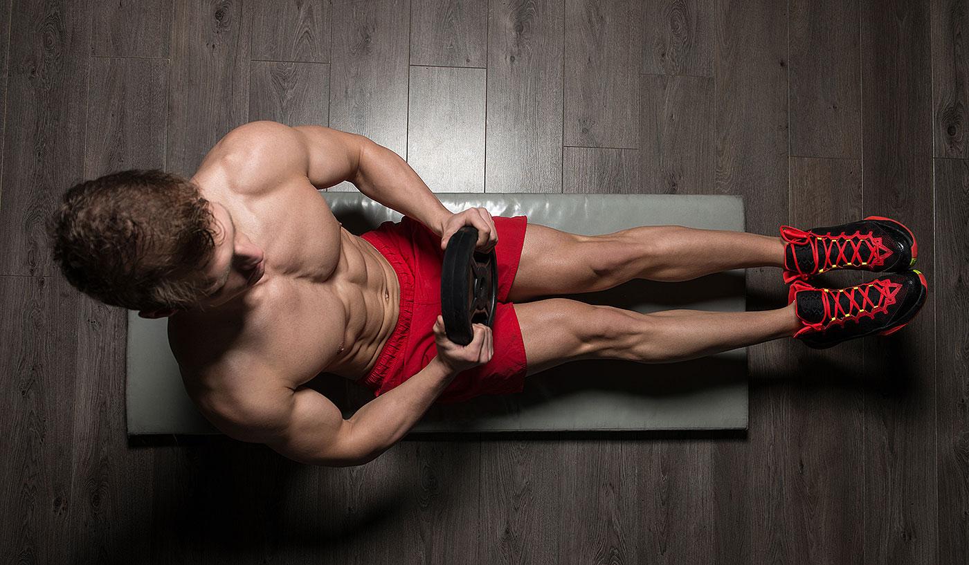 Rutina de abdominales para hombres – Los mejores ejercicios para lograr el six-pack