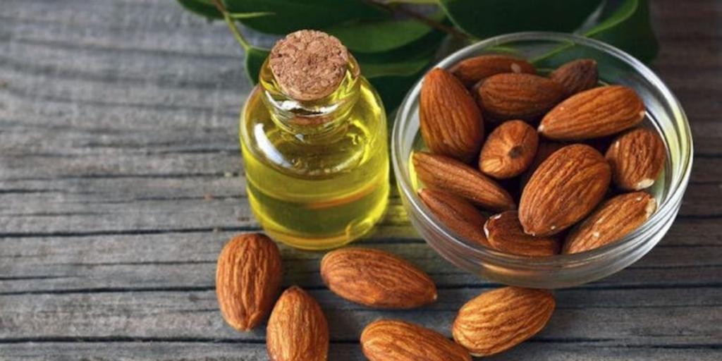 usos beneficios propiedades aceite de almendras nutrientes