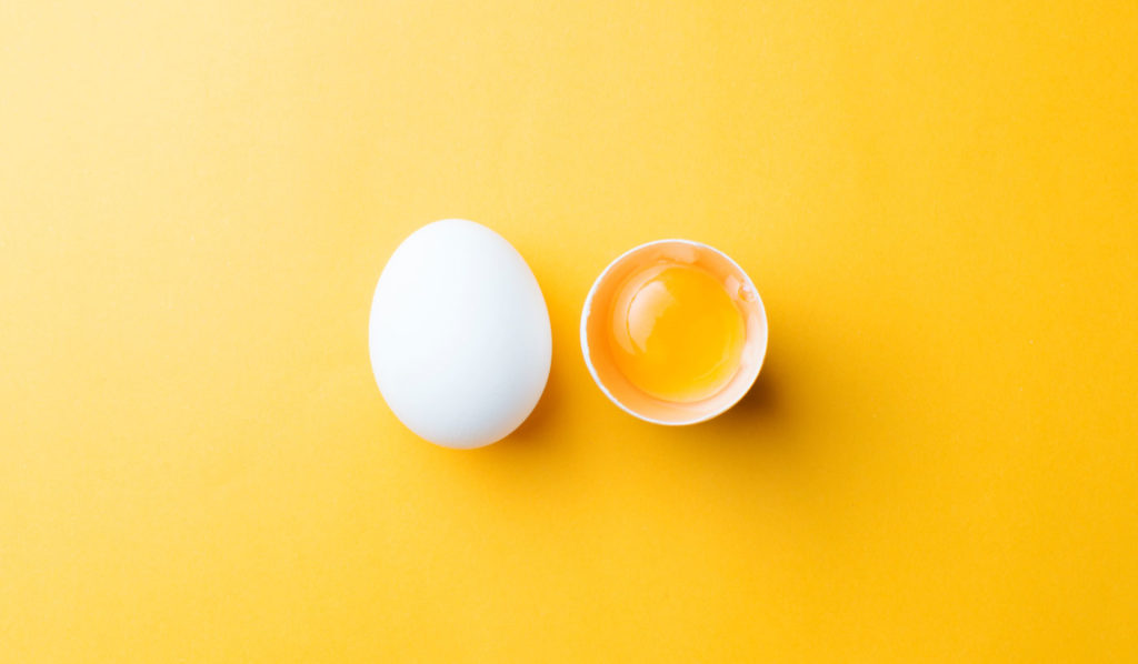alimentos con lecitina huevo colesterol