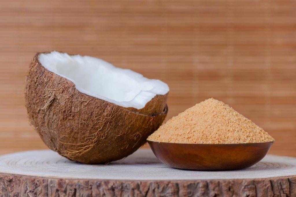 azucar de coco propiedades beneficios usos mejor que el blanco