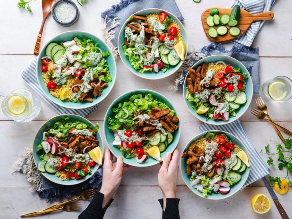 dieta para perder peso sin pasar hambre ejemplo de plan de menú semanal