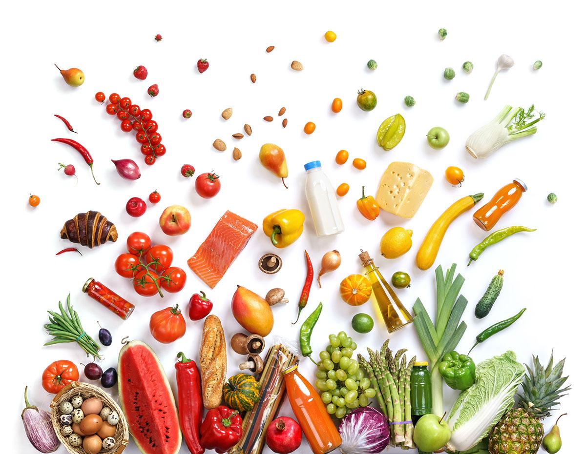 Dieta para perder peso sin pasar hambre – Ejemplo de plan de menú semanal