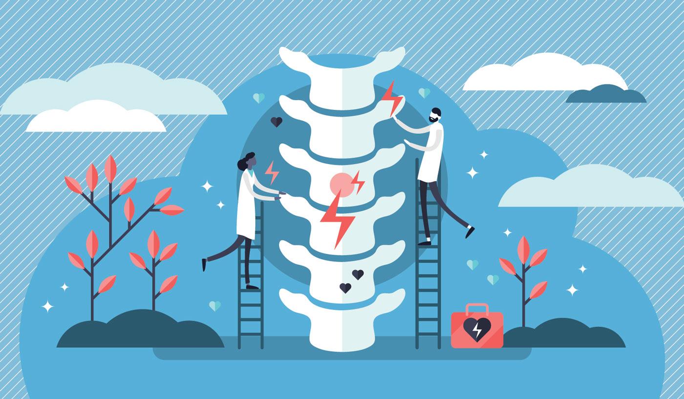Dolor de espalda – Tipos,  causas y tratamientos ¿Cómo aliviar el dolor sin medicamentos?