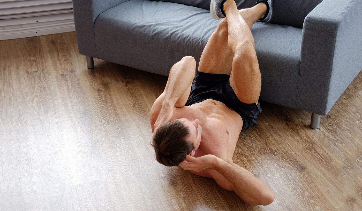 Rutina para ectomorfos en casa – Ejemplos de ejercicios para aumentar el volumen