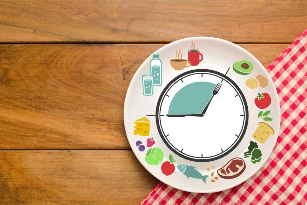 perder peso alimentacion