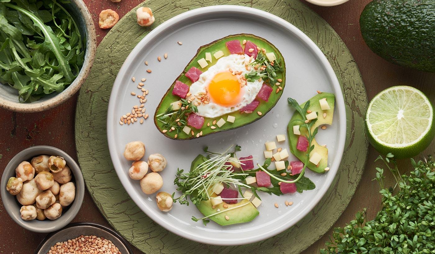 Dieta cetogénica para principiantes | Menú semanal – Fase 1