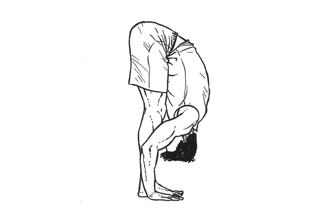 ejercicios de yoga flexibilidad