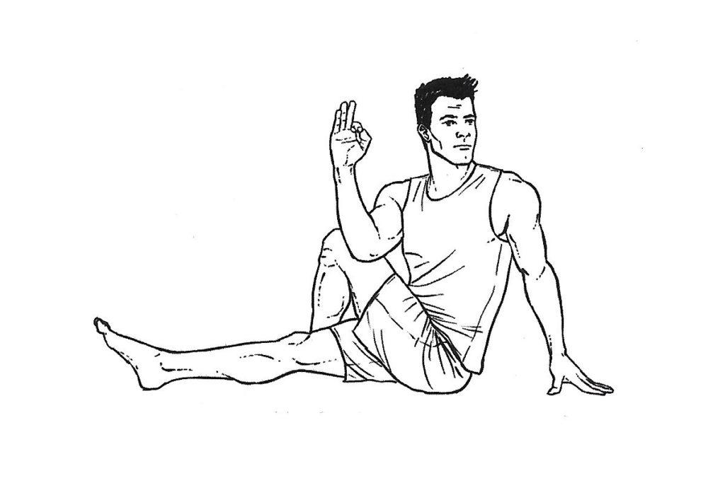 yoga ejercicios flexibilidad