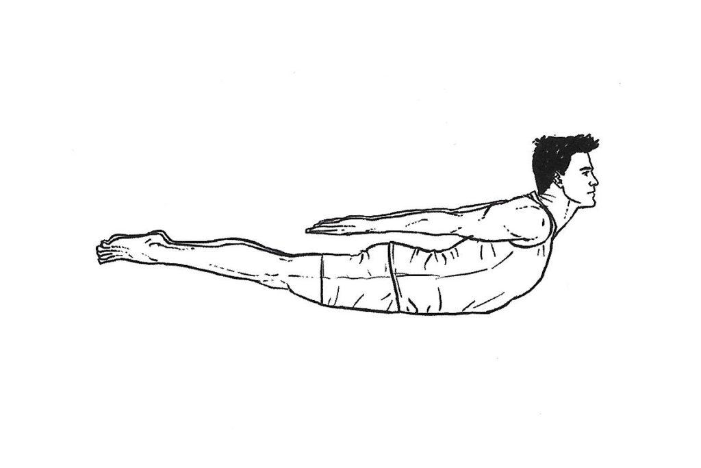 yoga flexibilidad equilibrio