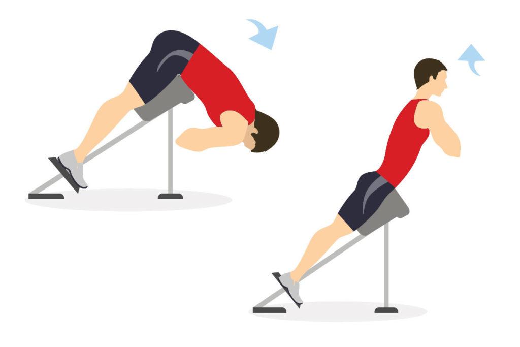 gimnasio fuerza rutina full body