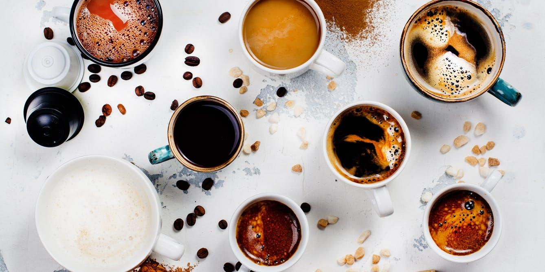 Los mejores sustitutos del café  | Ejemplos con y sin cafeína