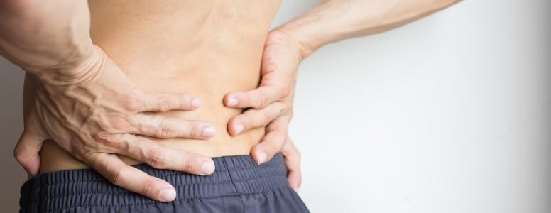 ¿Cómo ayunar puede mejorar el dolor de espalda?