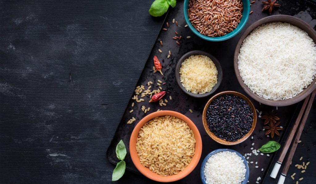 arroz blanco e integral diferencias nutricionales