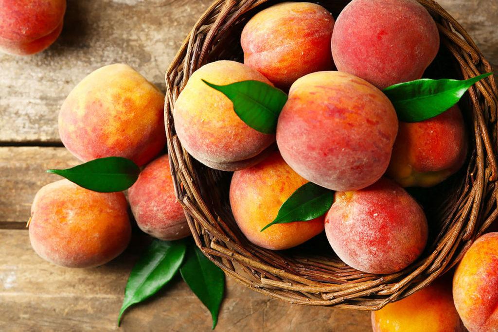 tabla cantidad de fructosa en frutas