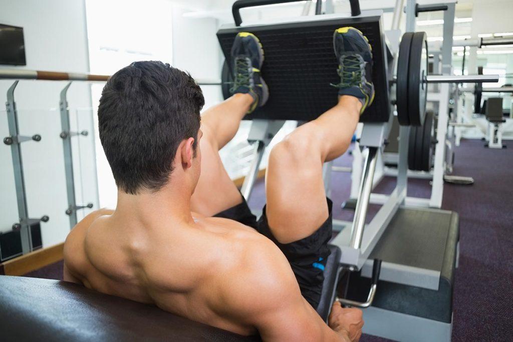 rutina de ejercicios para fortalecer las piernas