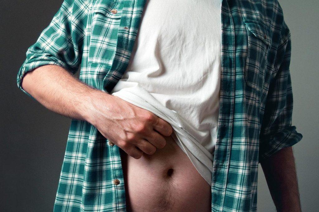 como perder peso sin hacer ejercicio