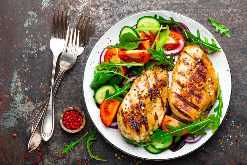 dieta para ectomorfos menu