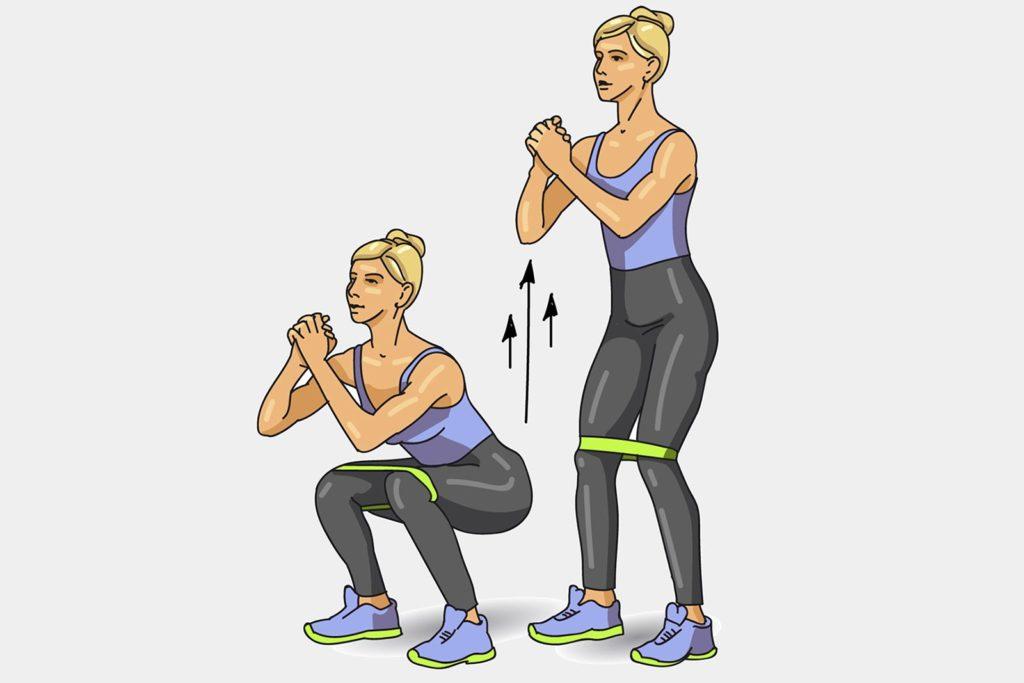 ejercicios para tonificar los gluteos