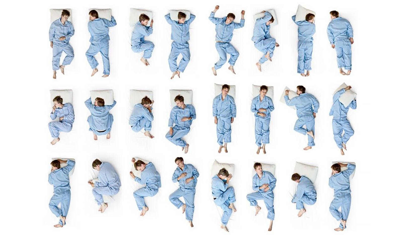 ¿Cómo dormir bien? – Las mejores posturas y trucos