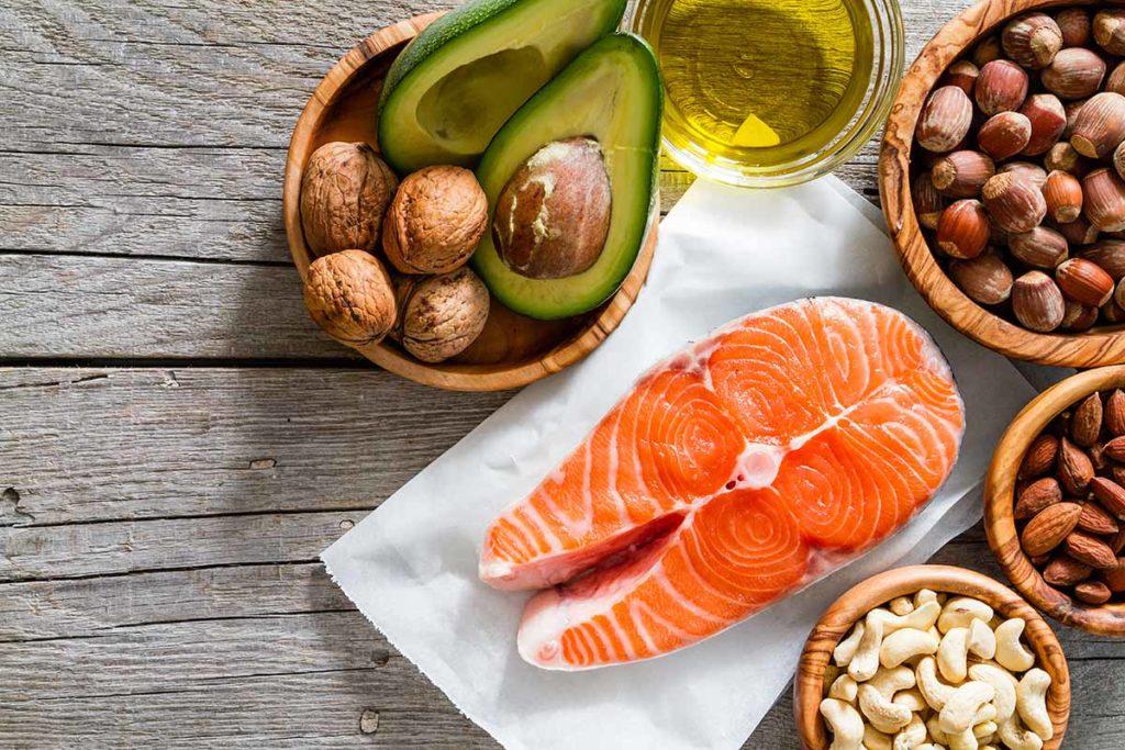 grasas saludables buenas
