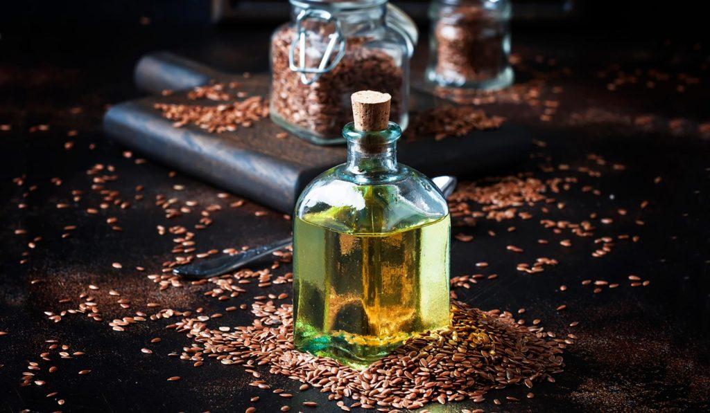 semillas de lino linaza