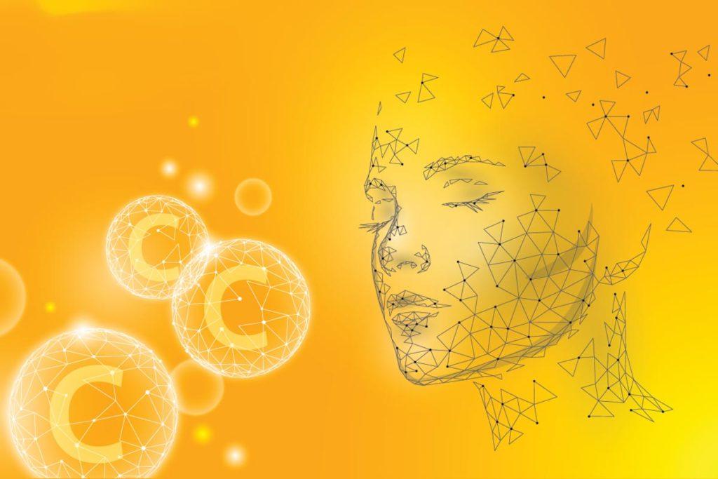 efectos de la vitamina C en la piel